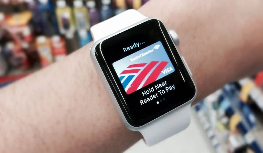 wallet Apple Pay on Watch without pairing iPhone gizbuyer guide
